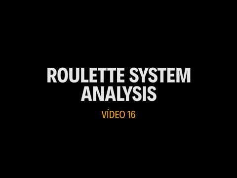 Roulette System Analysis - Vídeo 16 - DC SB - 625 Profit