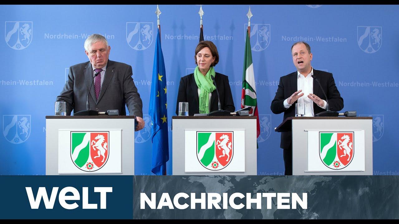 CORONAVIRUS-HOTSPOT NRW: So ist die aktuellen Corona-Lage in Nordrhein-Westfalen
