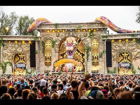 Tomorrowland Belgium 2017   Coone