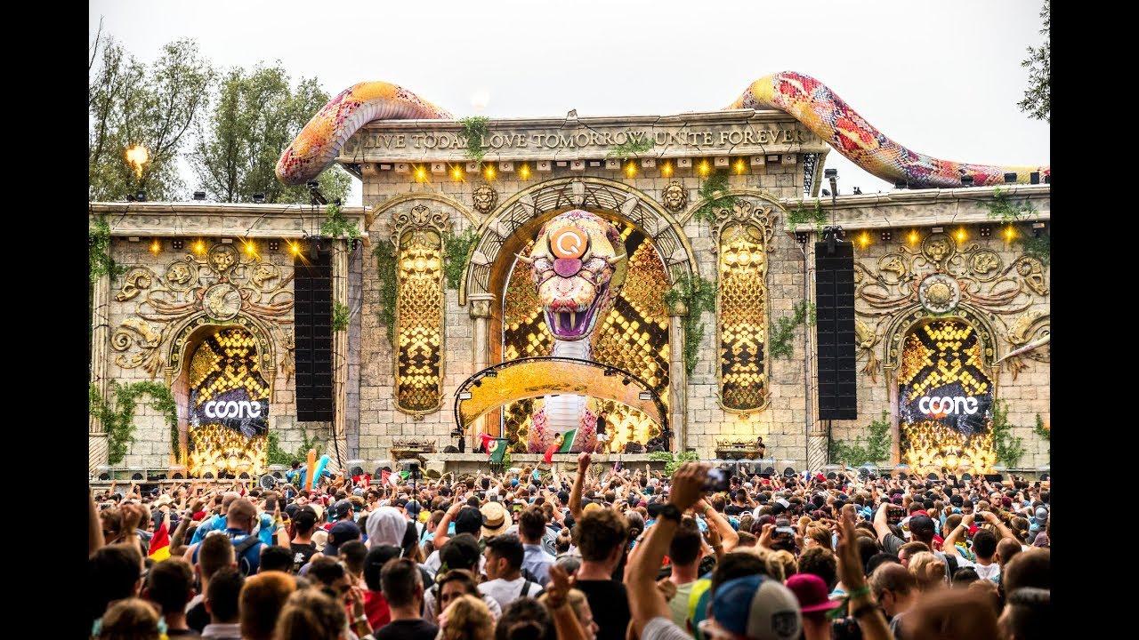 Tomorrowland Belgium 2017 | MATTN
