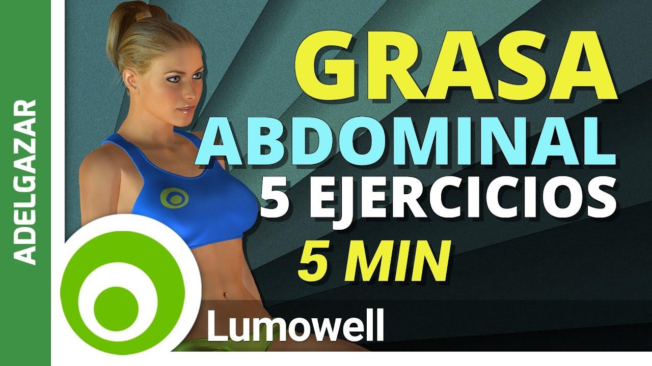 serie de abdominales para quemar grasa