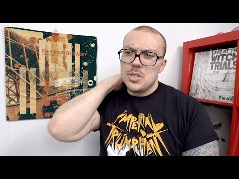 SeeYouSpaceCowboy - Songs for the Firing Squad COMPILATION REVIEW