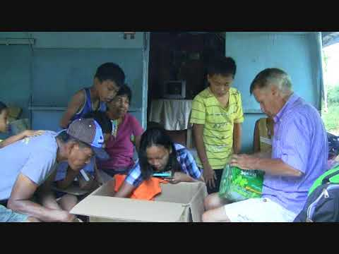 WE ARE SHOCK ON THE ITEM ANONYMOUS SENDER OF A  BALIKBAYAN BOX EXPAT PHILIPPINES