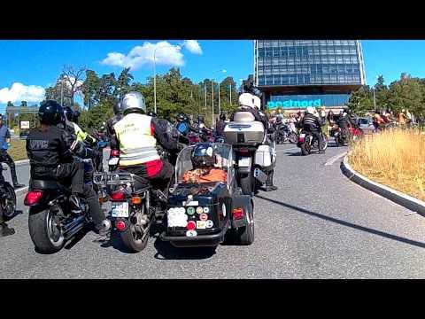 Mälaren runt 2015 Start vid Pampas