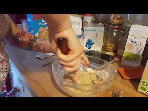 {tuto}-recette-pancakes-protÉinÉ-*sans-Œuf-*sans-lait-*glutenfree-[vegan]-#cuisine