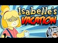 ISABELLE'S VACATION - Animal Crossing Comic Dub