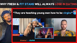 Men Taking Dating Advice From@FreshandFitAnd Fake Alphas Will Lose In The Dating @Kevin Ray Wilder