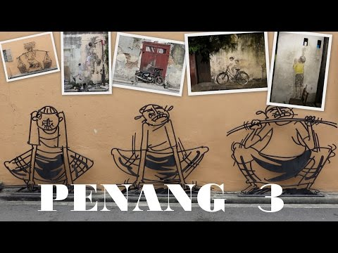 Penang ( 3 ) Han Jiang Ancestral Temple - Canon PowerShot SX700 HS [1080p FULL HD]