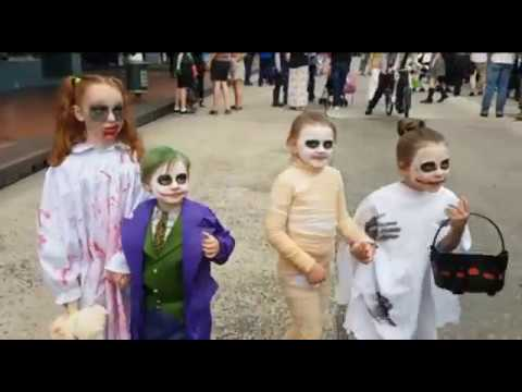 Lithgow Halloween 2017
