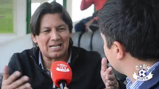 Zona Mixta Entrevista con Eduardo Pimentel 2020