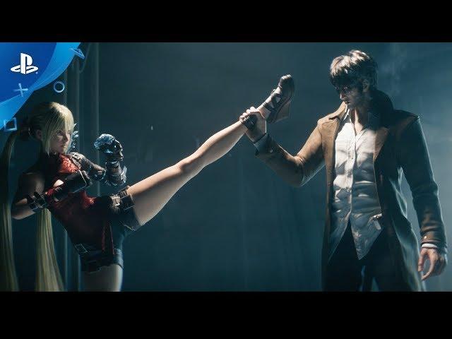 Gungrave: G.O.R.E. - Reunion Trailer   PS4