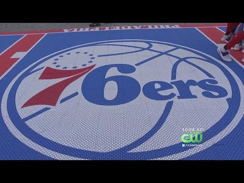 From The Process To The Future, Fans Celebrate All Things Sixers