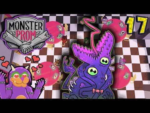 Monster Prom SECRET Route - Zoe (Z'gord, Ruler of The Dark Realms) - BSB