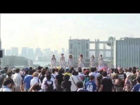 BNK48 @Tokyo Idol Festival 2019 [Sky Stage]