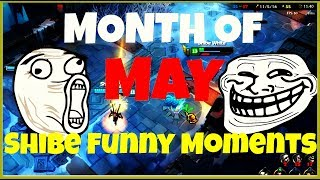Peenoise | Month of May Shibe Funny Moments | Epic Fails | League of Legends PH