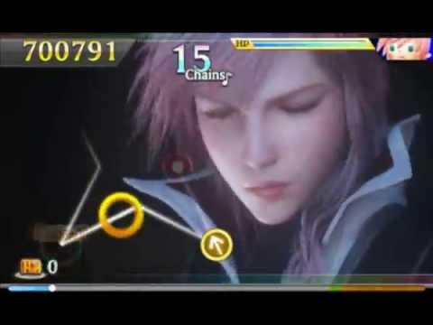 [3DS] Theatrhythm Final Fantasy: Curtain Call - Lightning Returns: FF XIII Savior of Souls -
