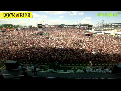 Asking Alexandria -- To The Stage (Live @ Rock am Ring 2013 07.06)