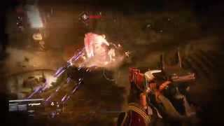 Destiny TTK Jolly Holiday Quest Boss Fight - Valus Mau