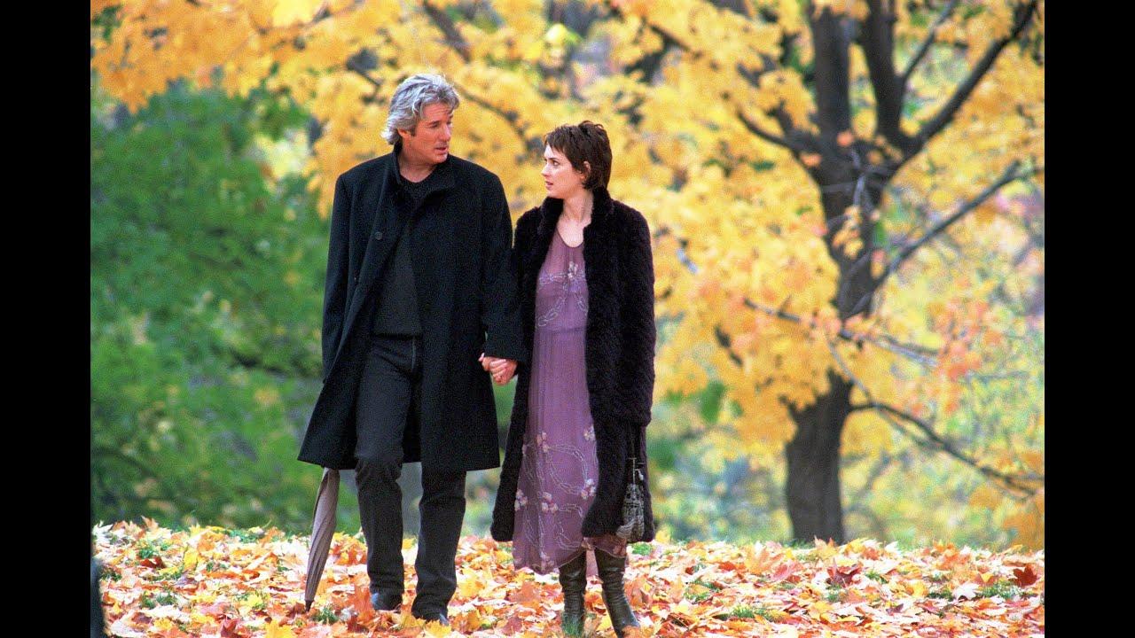 Autumn In New York Richard Gere Winona Ryder Youtube