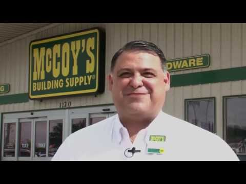 Toyota Material Handling | Case Study: McCoy's Building Supply