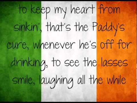 The Dubliners  Rocky Road To Dublin HQHD+ Lyrics
