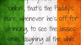 Repeat youtube video The Dubliners - Rocky Road To Dublin [HQ][HD]+ Lyrics