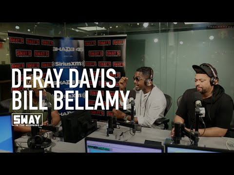 DeRay Davis and Bill Bellamy Speak on Recent Tragedies in America + DeRay and DB Roast Each Other