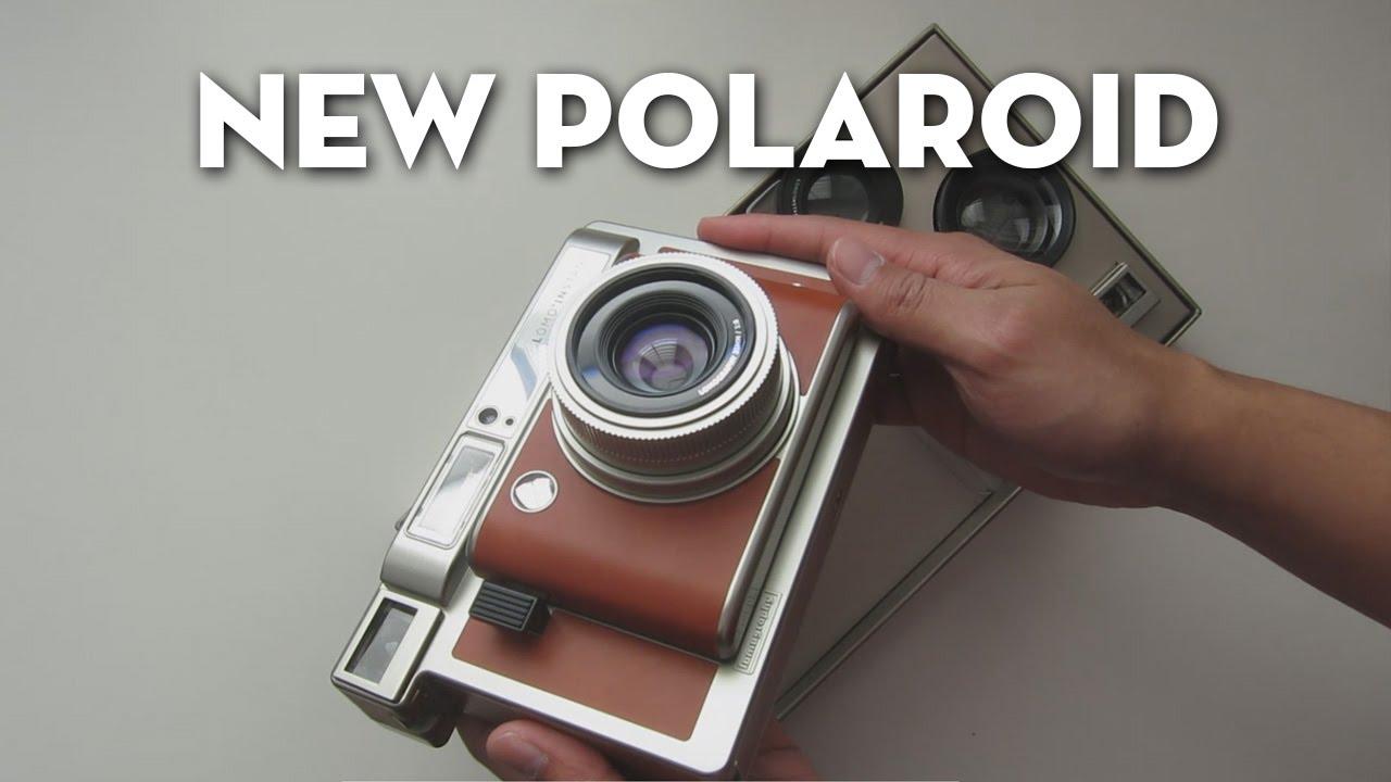 New Polaroid Camera - YouTube