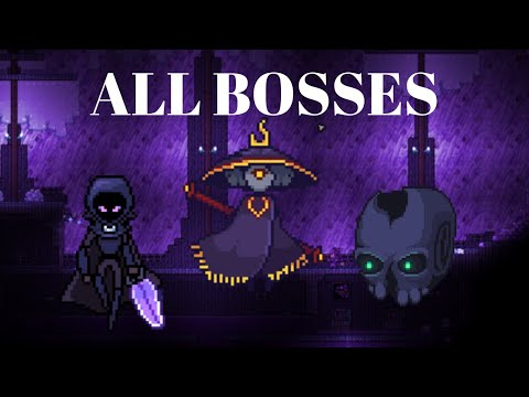 Terraria: Split Mod ALL BOSSES (Outdated)
