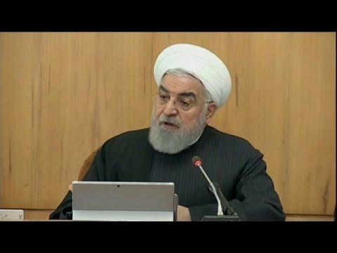 Президент Ирана предупреждает европейцев