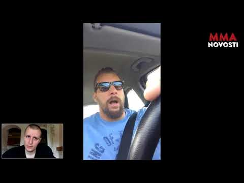 MMA Novosti: Intervju sa Mark de Mori povodom borbe na CFC4!