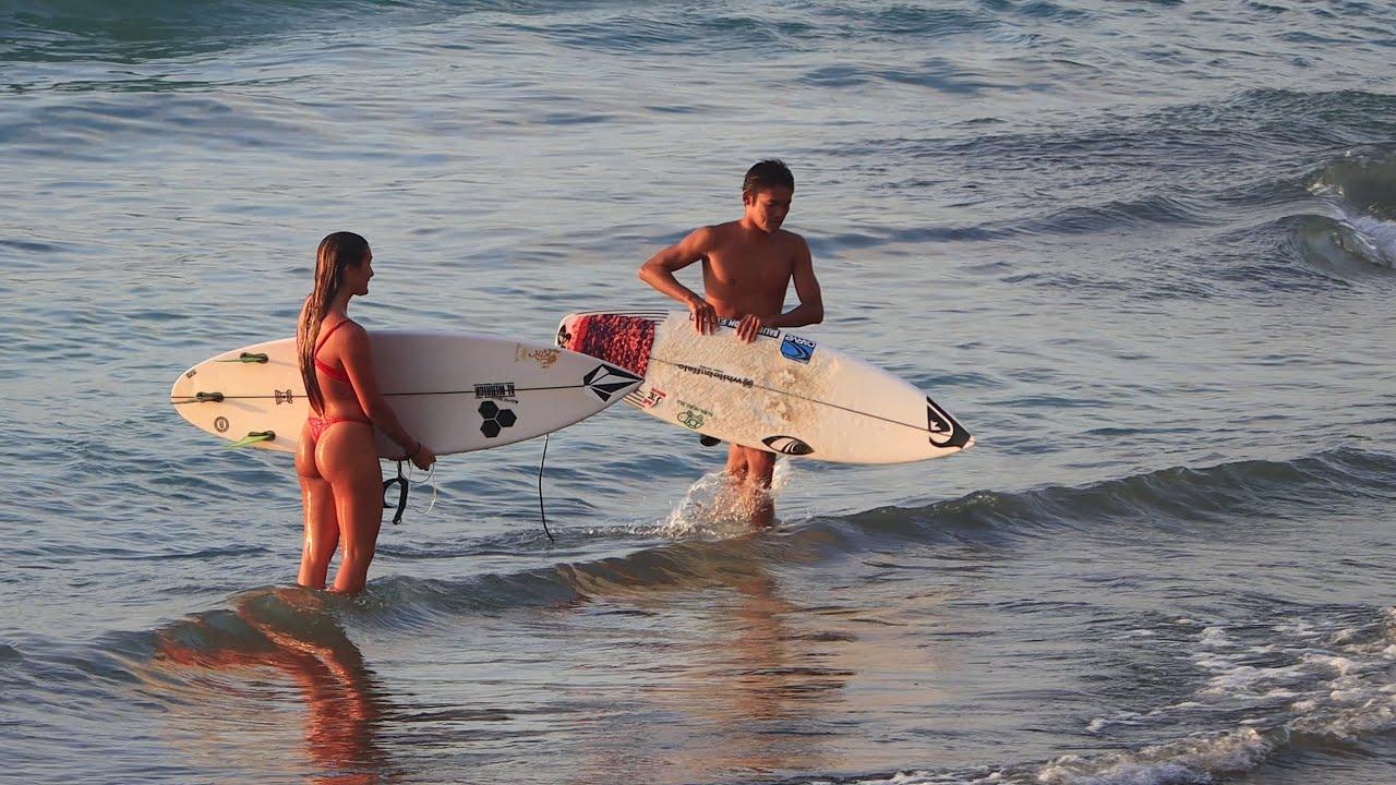 Bali's Hottest Surfers Destroy Epic Bingin - 12 July 2020