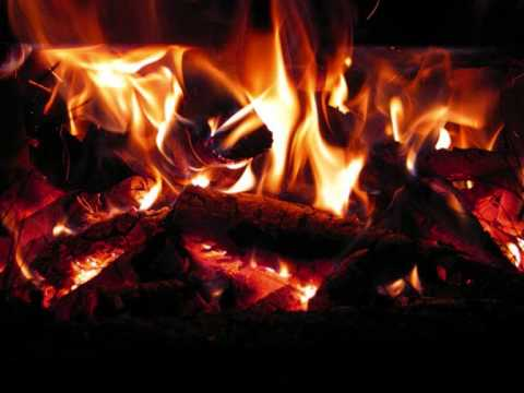 The Sound of Jazz, A Crackling Fire & The Rain Outside - YouTube