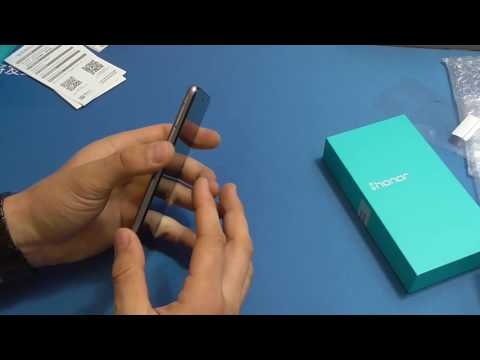 Посылка с AliExpress №101 - крутая НОВИНКА до 190$ Huawei Honor 5С (Huawei GT3)