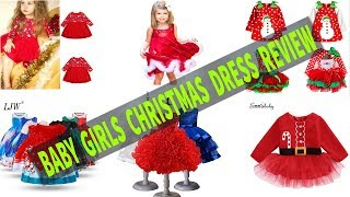 Baby Girls Christmas Dresses Review On Aliexpress / AliAddict
