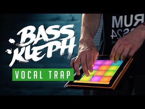 BASS KLEPH - VOCAL TRAP - DRUM PADS 24 SOUND PACK