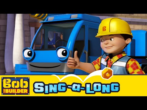 Bob the Builder: Sing-a-Long Music Video // Theme Song: Can we Fix it?