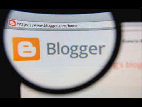 Who to Make Blogger