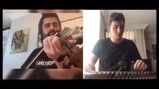 Evde Müzik: Ayva Çiçek Açmış Yaz mı Gelecek & Odasına Girdim Fincan Elinde