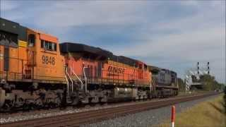 Railfanning Deshler and North Baltimore Ohio