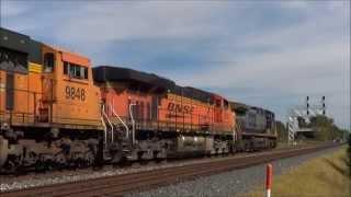 Railfanning Deshler and North Baltimore Ohio