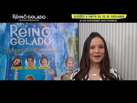 O Reino Gelado (trailer) from YouTube · Duration:  2 minutes 44 seconds