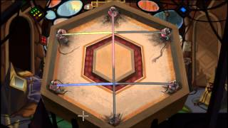 Broken Age Act 2 playthrough pt13 - FINALLY The Wire Puzzle Solution