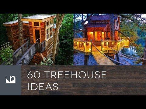 60 Treehouse Ideas