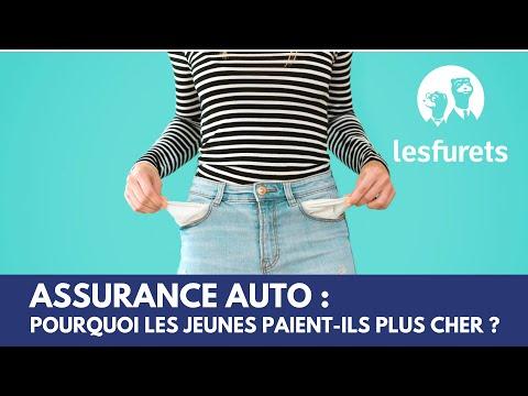 Assurance auto : pourquoi les jeunes paient-ils si cher ? | lesfurets