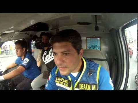 James Deakin:  The Ambulance Driver