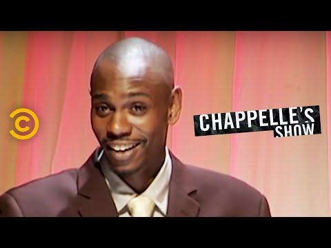 Chappelle's   I Know Black People, Pt. 2