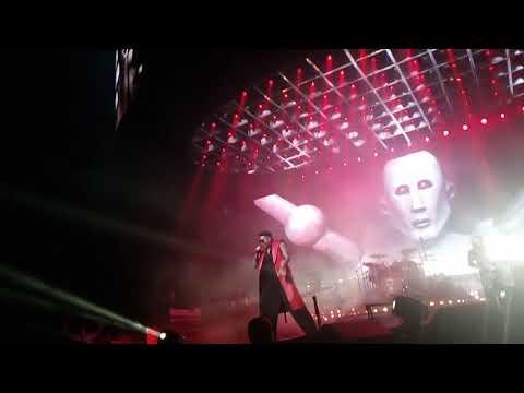 Queen+Adam Lambert - Opening, Tear It Up {07.06.18; Lisbon, Portugal}