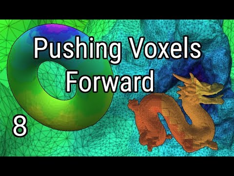 Pushing Voxels Forward with C and OpenGL (E8) - Level of Detail