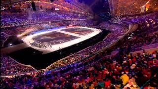 Церемония открытия XXII Зимних Олимпийских Игр 2014 в Сочи Первый HD(, 2014-02-09T02:41:31.000Z)
